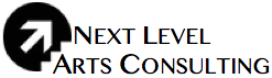 Next Level Arts Consulting logo